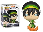 Funko Pop! Animation : Toph - Avatar: The Last Airbender #537