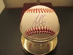 Ozzie Albies Signed Baseball