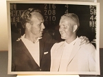 Arnold Palmer and Jack