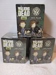 Funko Mystery Minis - AMC's The Walking Dead - Vinyl Figure - Series 4 - 3 Pack