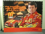 Bill Elliott Signed Sponsor Promo Piece