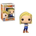 Funko Pop! Animation : Dragonball Z - Android 18 #530